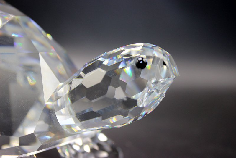 Swarovski Crystal Giant Turtle - 2