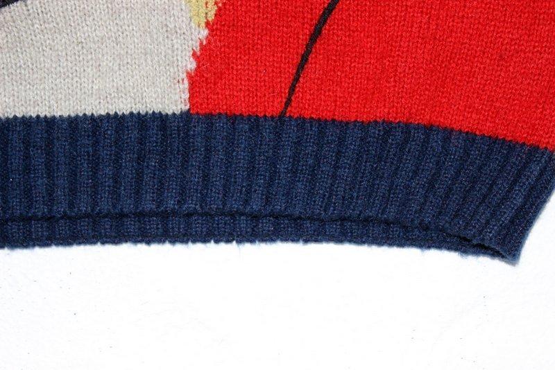 JC De Castelbajac Unibase Snowboard Sweater - 3