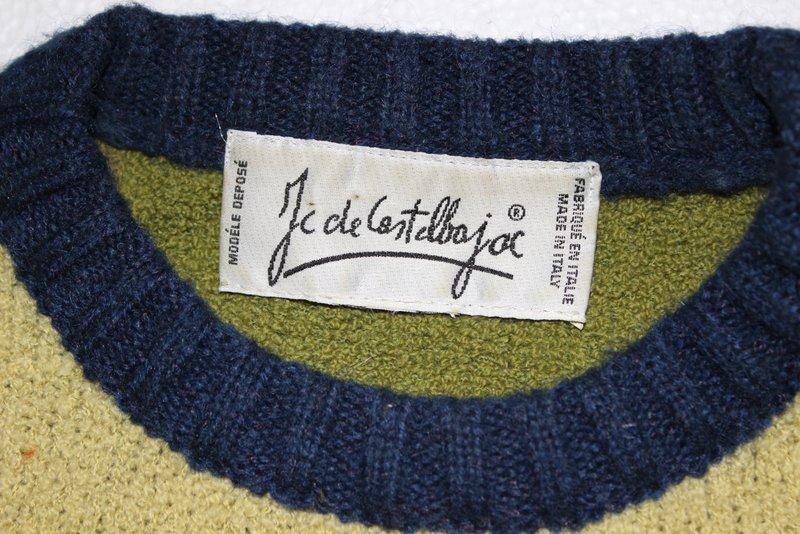 JC De Castelbajac Unibase Snowboard Sweater - 5