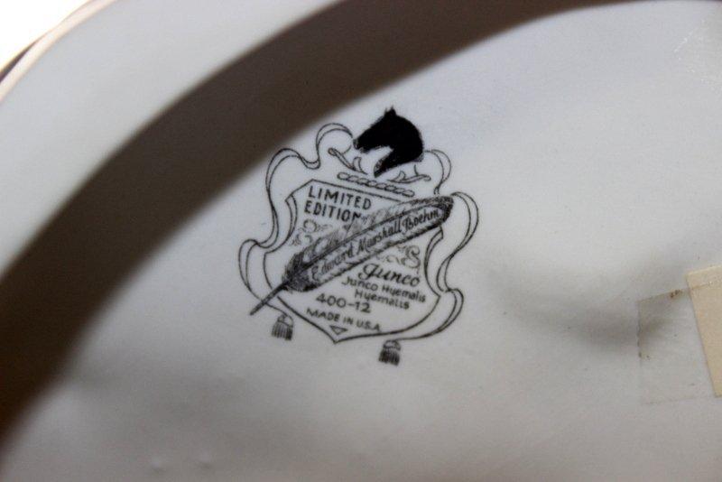 "Boehm ""Junco Hyemalis"" Porcelain Figure - 4"