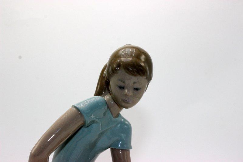 """Lladro """"Julia"""" #1361 Porcelain Figure - 2"""