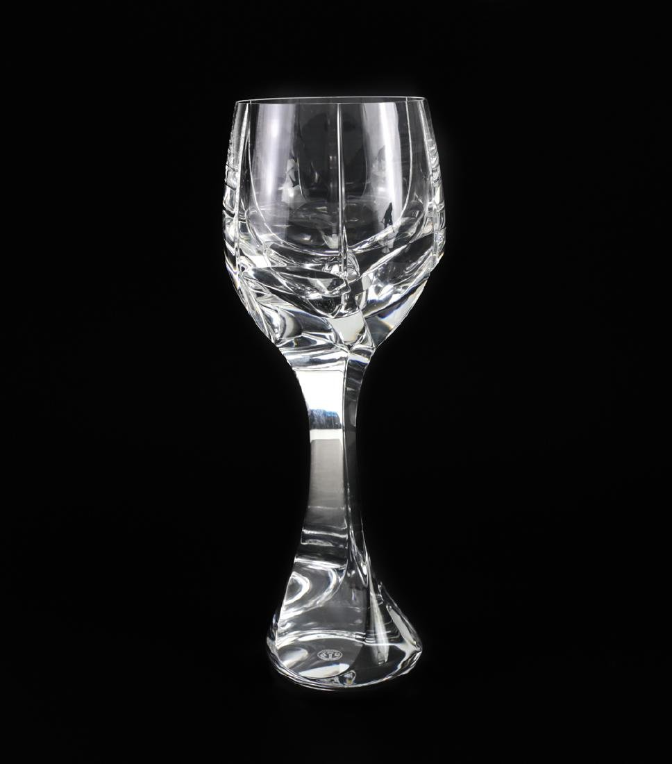 Baccarat Tall Water Goblet Neptune