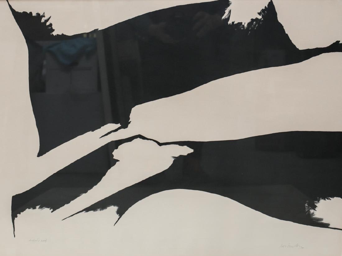 Gio Pomodoro (Italian, 1930) Lithograph