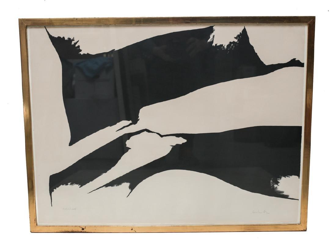 Gio Pomodoro (Italian, 1930) Lithograph - 2