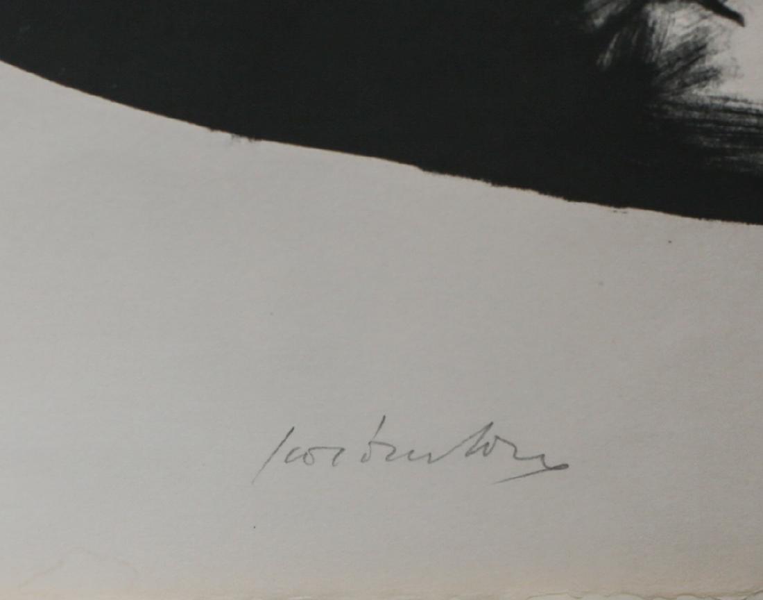 Gio Pomodoro (Italian, 1930) Lithograph - 3