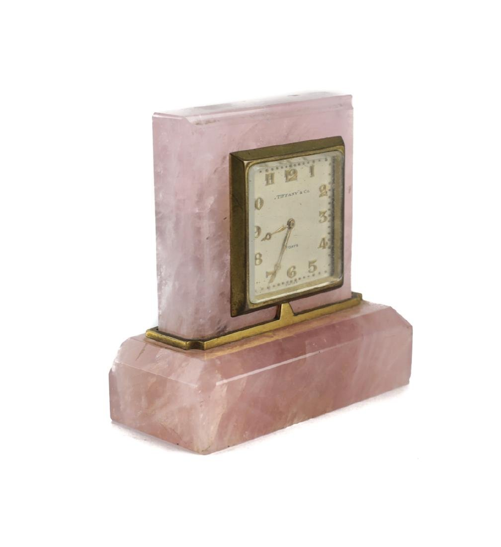 Tiffany & Co. Travel Desk Clock - 2