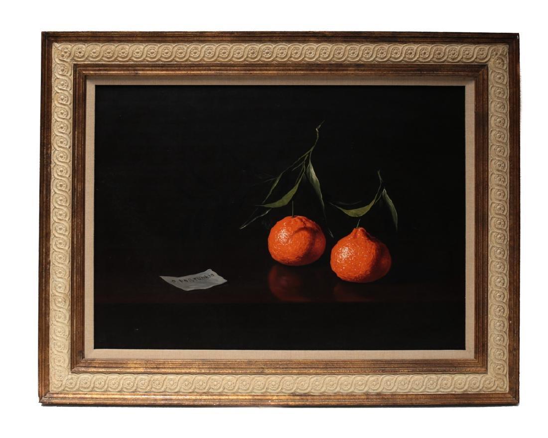 P. Forunato (Italian, 20th Century) Oil on canvas - 2
