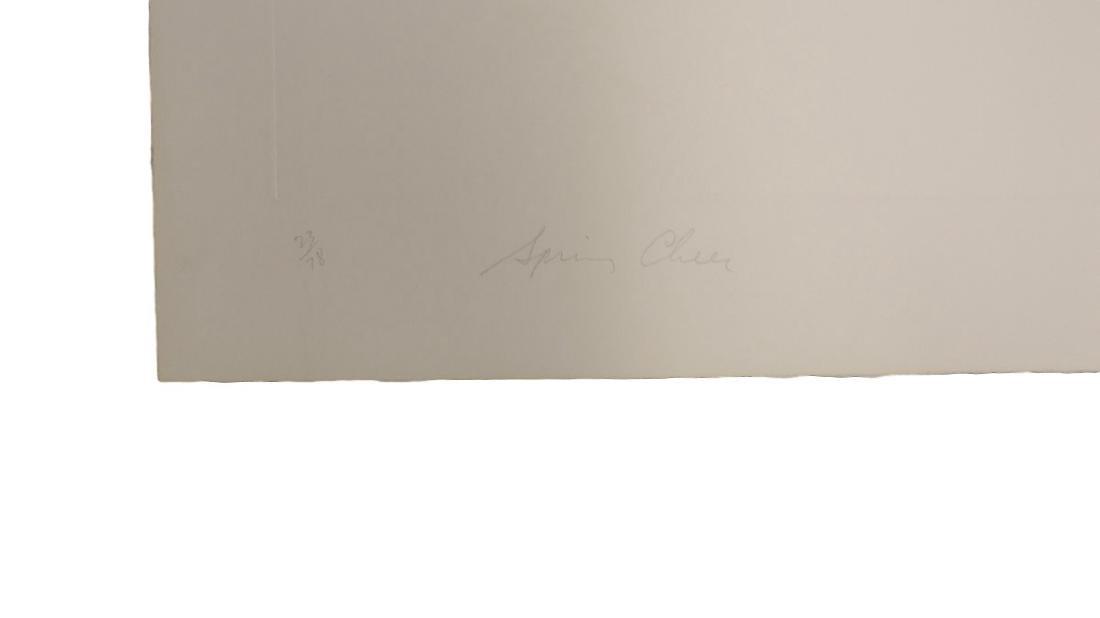 James Rosenquist Print, Spring Cheer, 1st State - 3