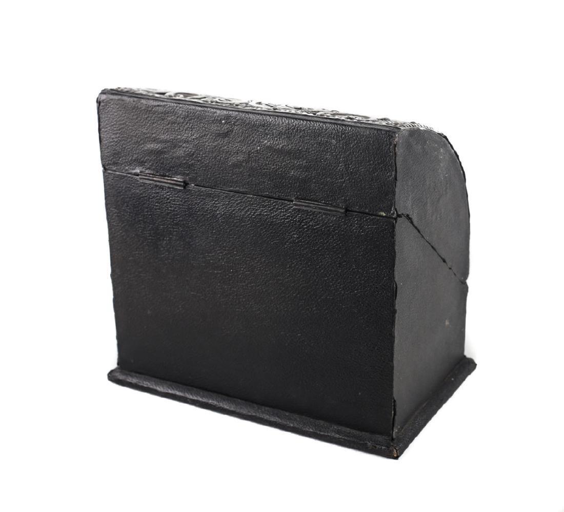 Grey & Co. London Sterling Silver Mounted Desk Letter - 3