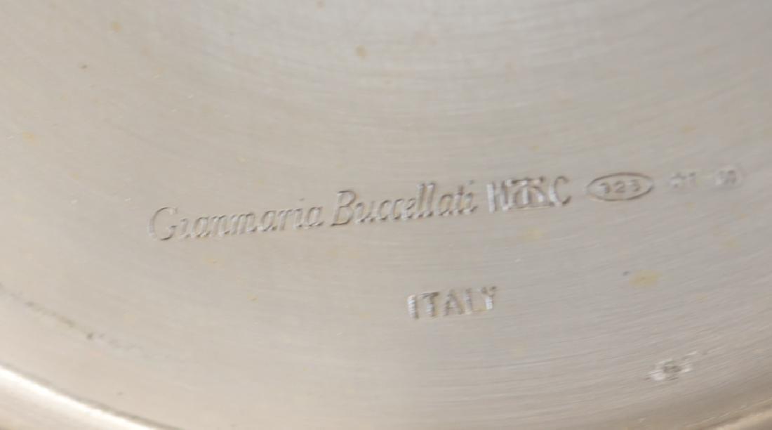 Swan Form Silver & Glass Jar by Gianmaria Buccellati - 6
