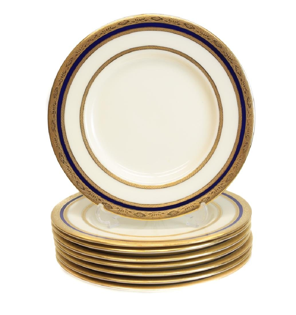 Minton Salad Plates for Tiffany