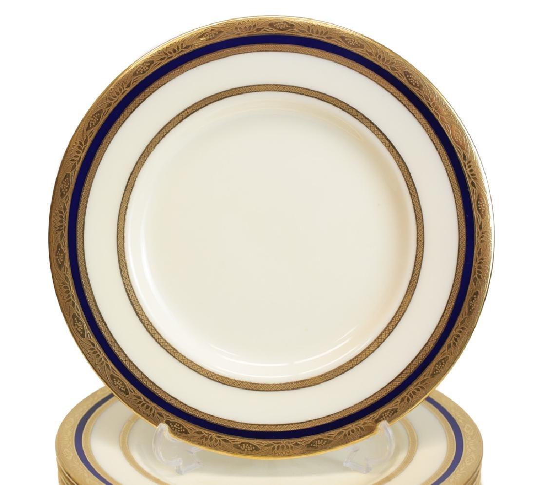 Minton Salad Plates for Tiffany - 2
