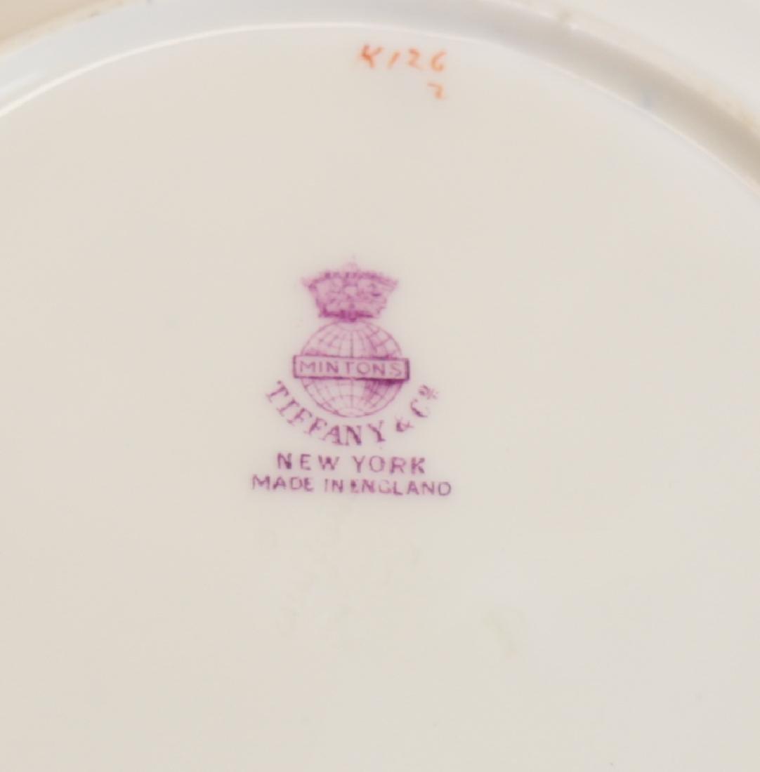 Minton Salad Plates for Tiffany - 3
