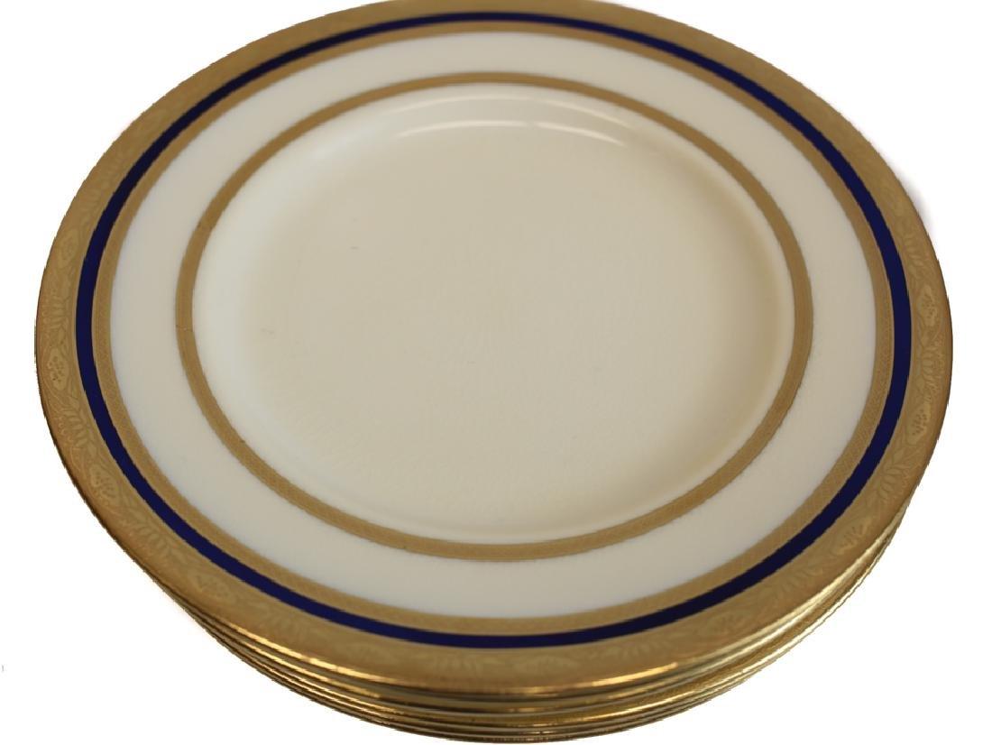 Minton Salad Plates for Tiffany - 4