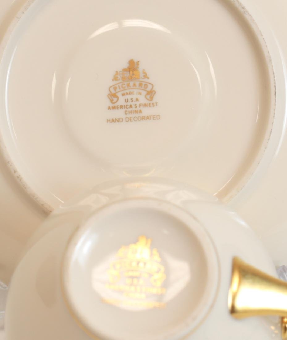 Presidential China From Air Force One, Charlton Heston - 4