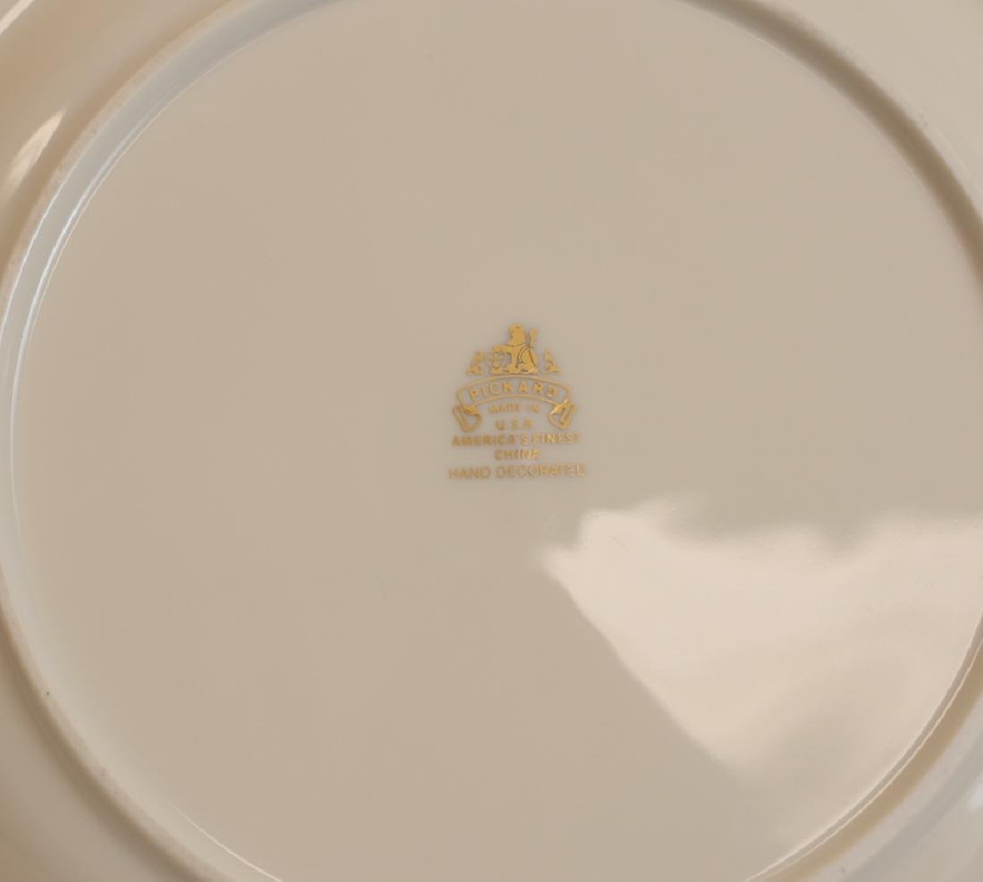 Presidential China From Air Force One, Charlton Heston - 3