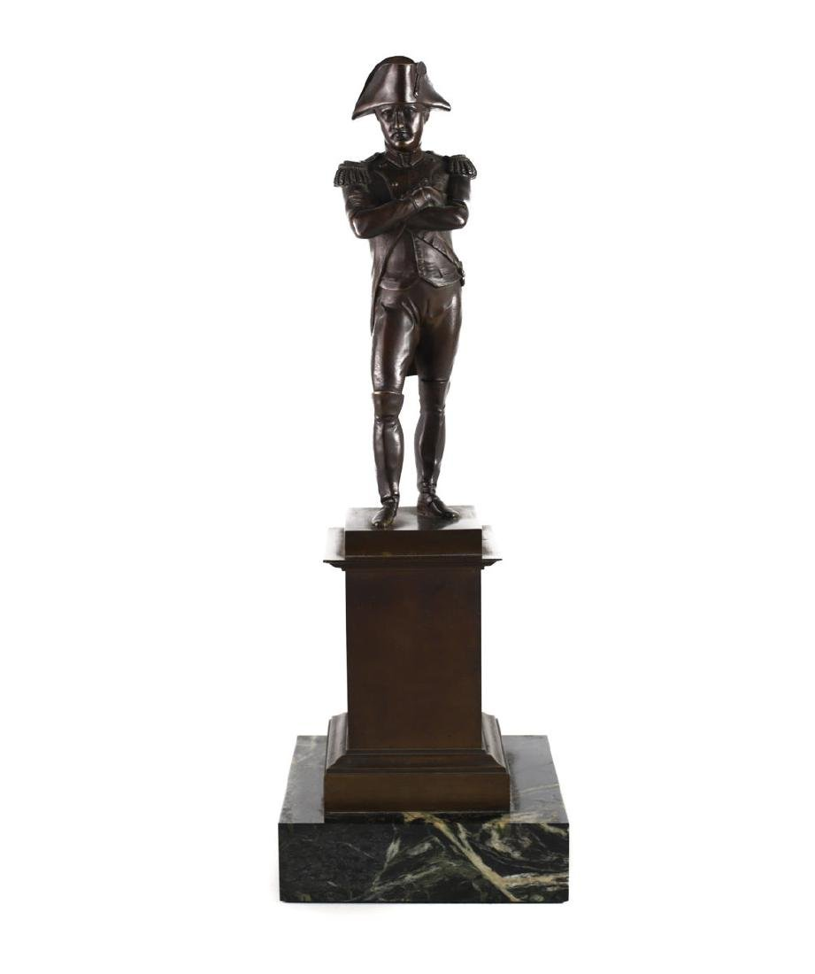 Bronze Sculpture of Napoleon