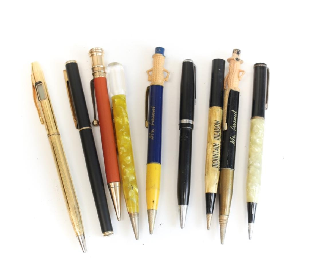 Group of Ball Point Pens