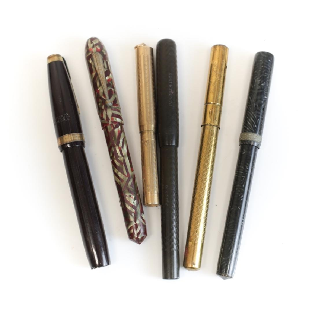 Group of Fountain Pens - 2