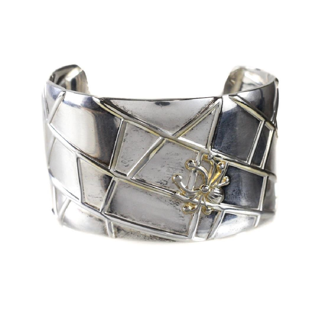 Tiffany & Co Sterling Silver Cuff