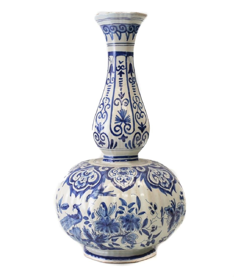 German Faience Vase