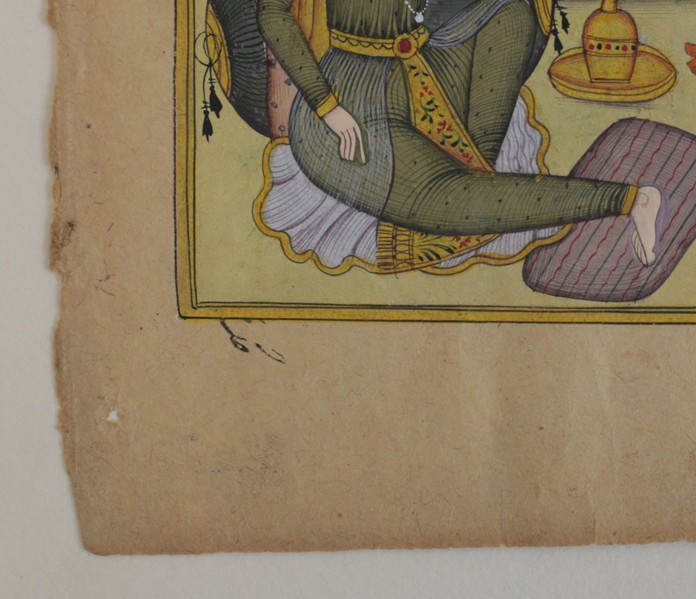 Indo-Persian Miniature Painting - 4