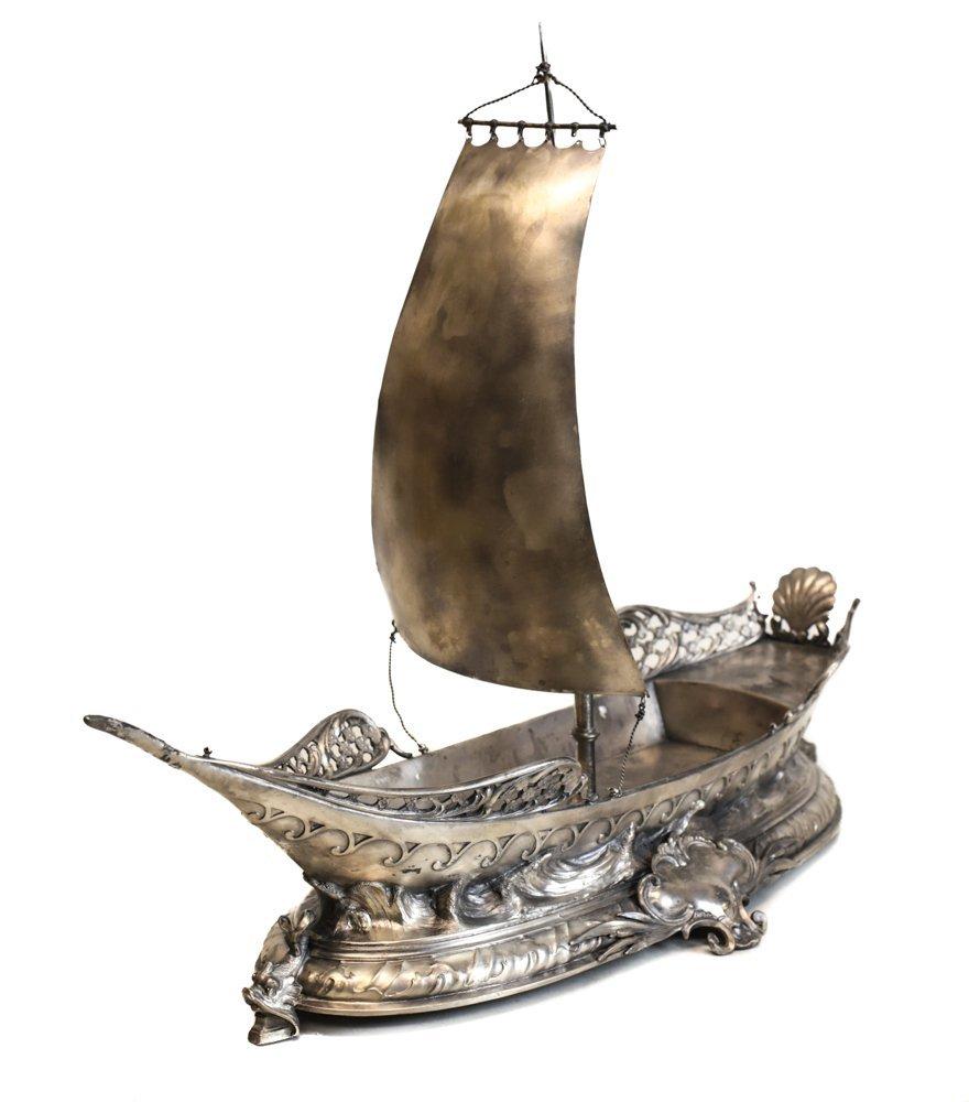 WMF Ship Form Ceneterpiece Bowl - 2