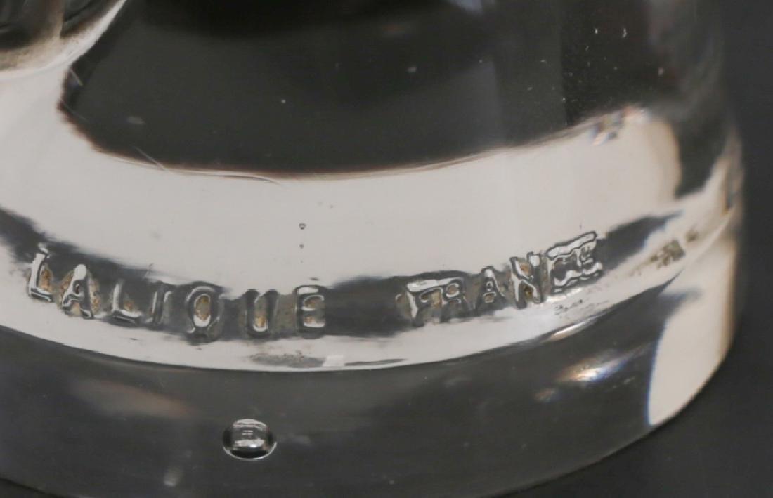 Lalique Tete D'epervier Mascot - 4