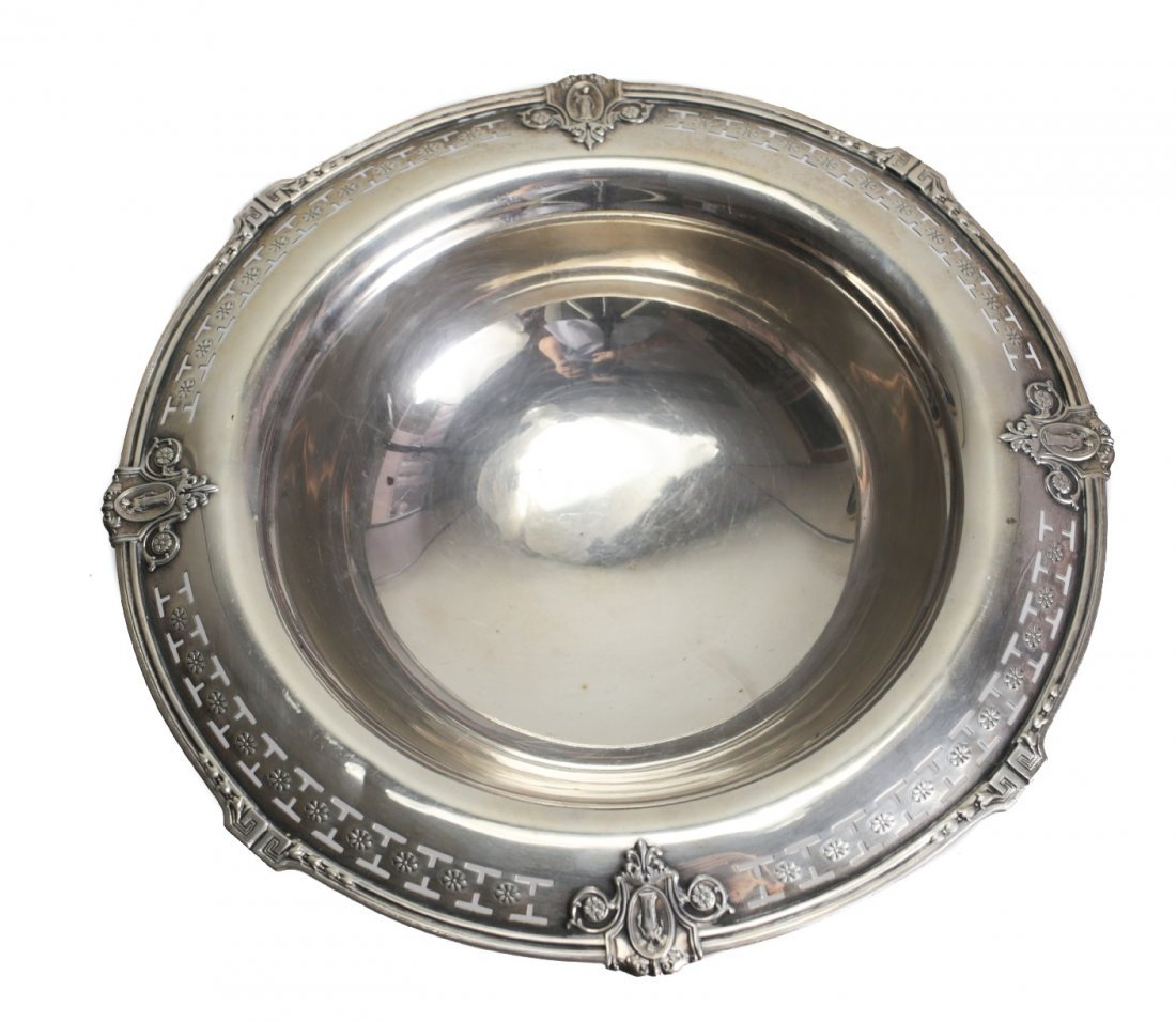Reed & Barton Sterling Silver Compote - 2