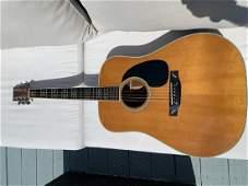 1970s Martin D-35 Natural Acoustic Guitar