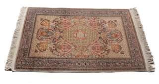 Persian Wool Rug c1980