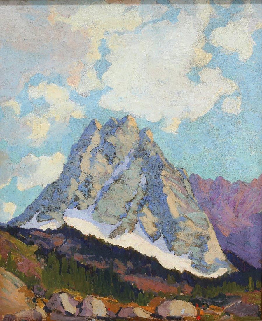 Edgar Payne (American, 1883-1947) Oil on canvas