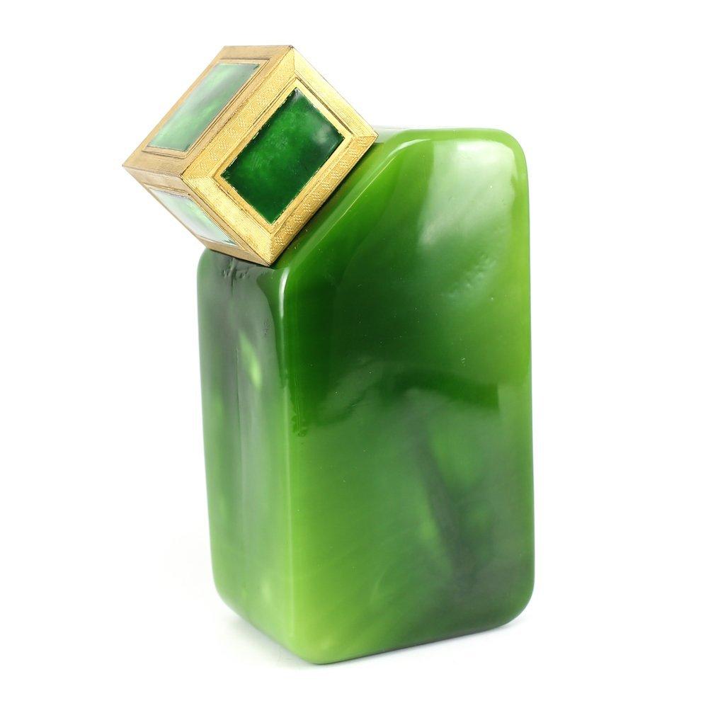 c1925 Baccarat Femme de Paris YBRY Pour Perfume Bottle