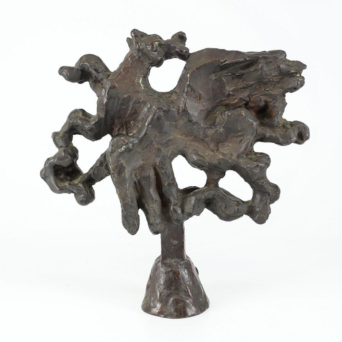 Jacques Lipchitz Bronze Sculpture Pegasus #2/7