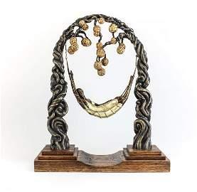 De Tirtoff, Erte Romain (1892-1900) Bronze