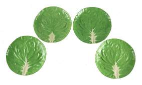 Group of Dodie Thayer Lettuce Ware Salad Plates