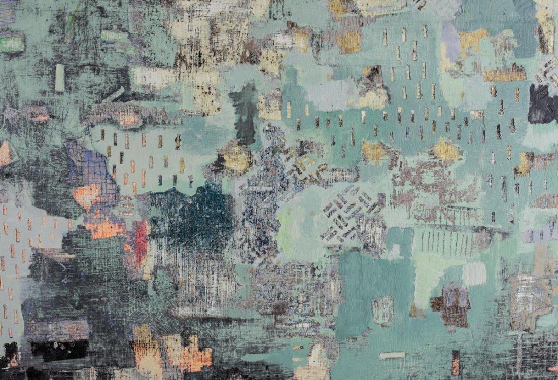 Grace Short (Amer, 20th Century) Oil/Pastel Panel