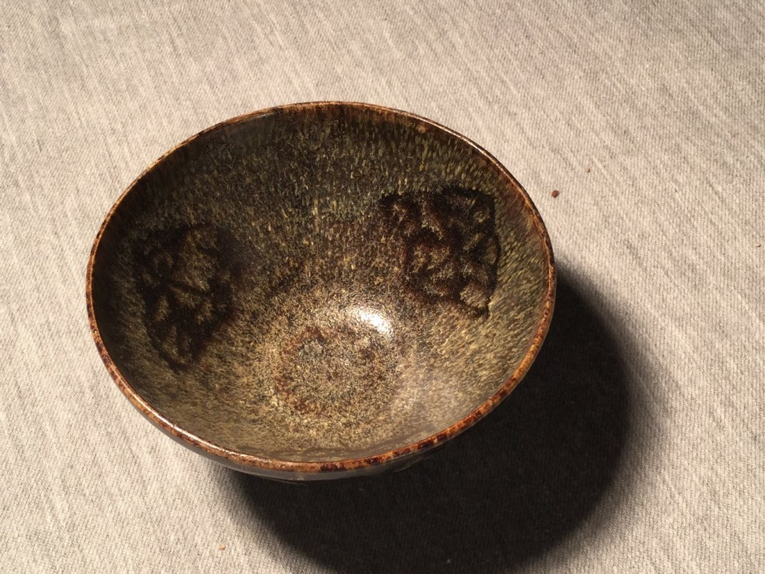 A Chinese Northern Song Dynasty Stoneware Bowl Tea