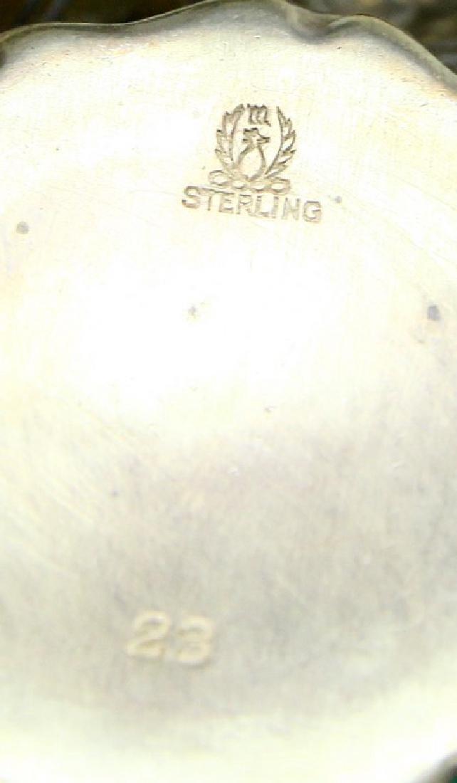 Set of Small Silver Bowls - 3