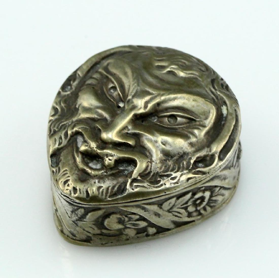 Anti-Semitic Silver Box - 2