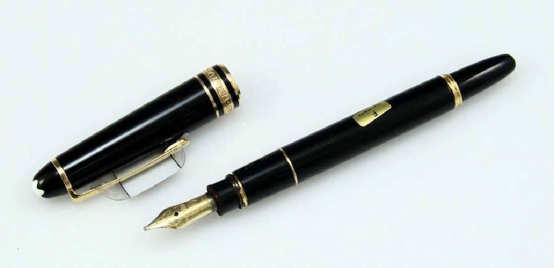 Montblanc Fountain Pen - 2