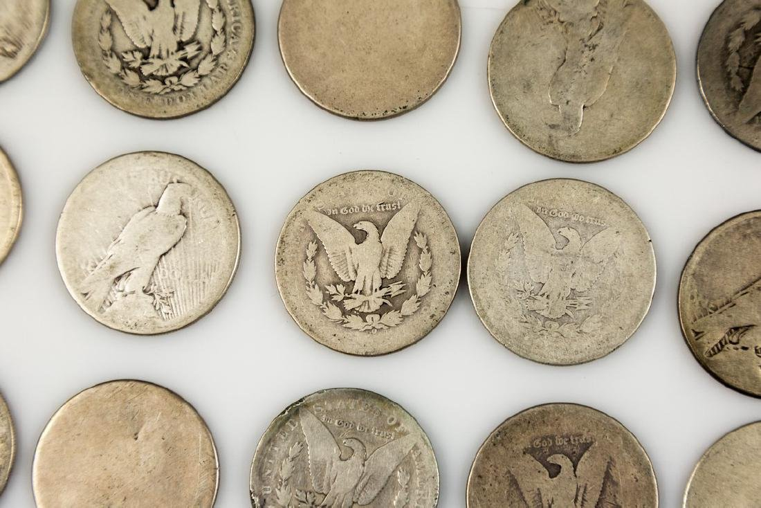 American Silver Coins - 3
