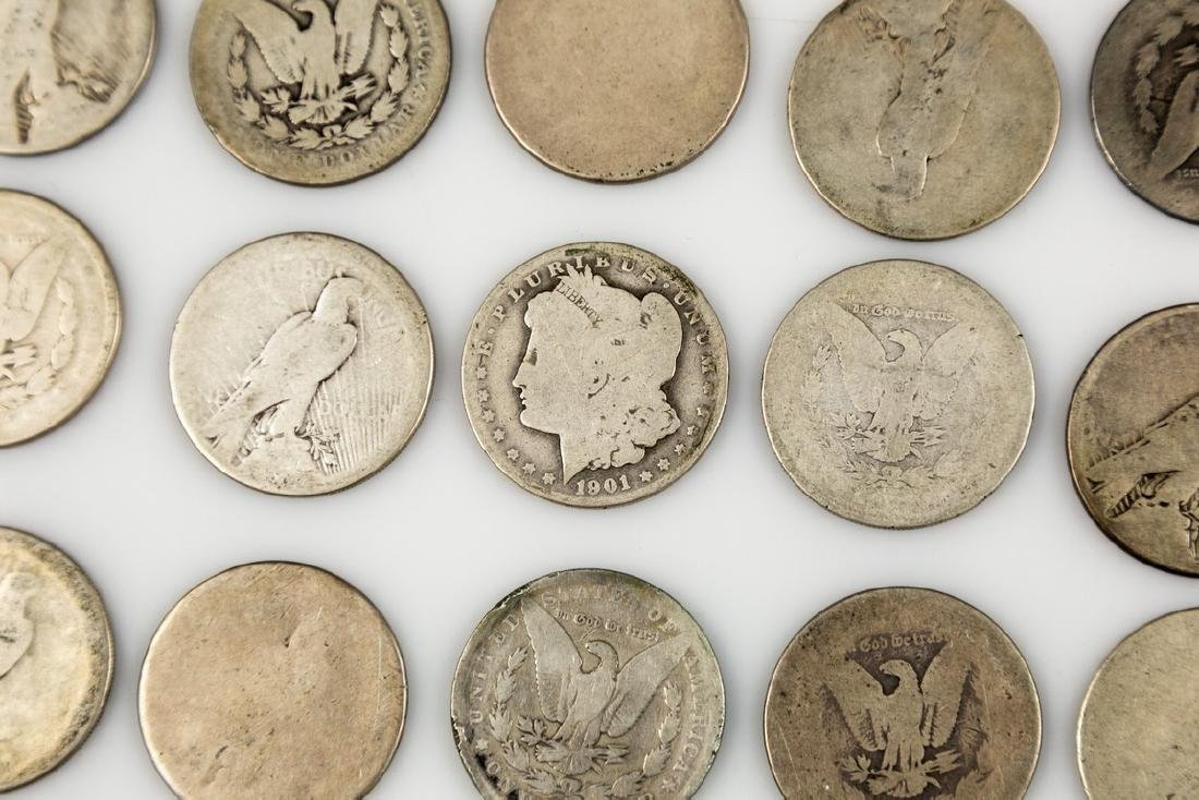 American Silver Coins - 4