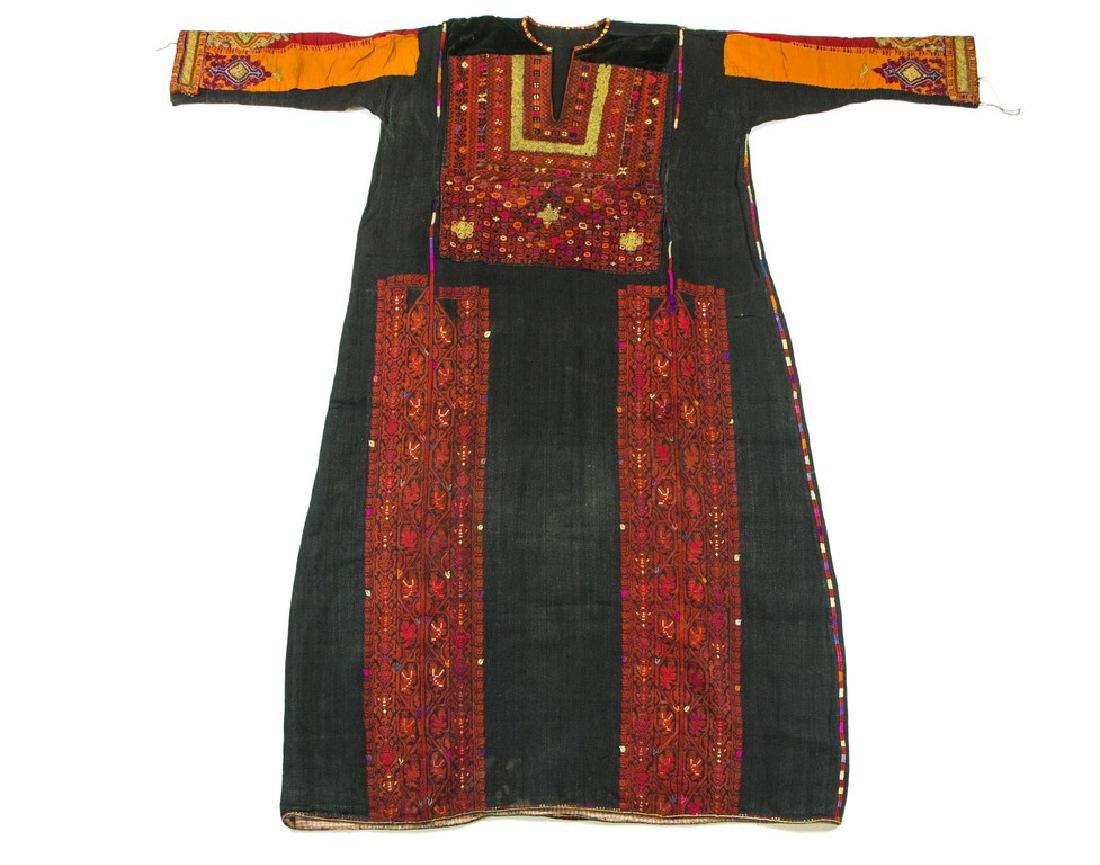 Palestinian Dress, Al-Bireh