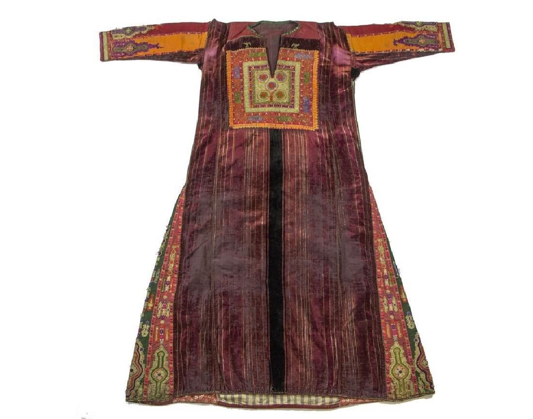 Palestinian Festive Dress, Bethlehem