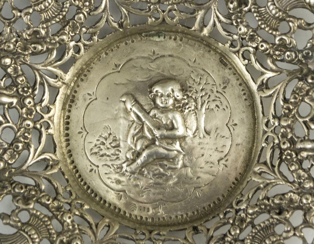 Neoclassical Silver Plate - 2
