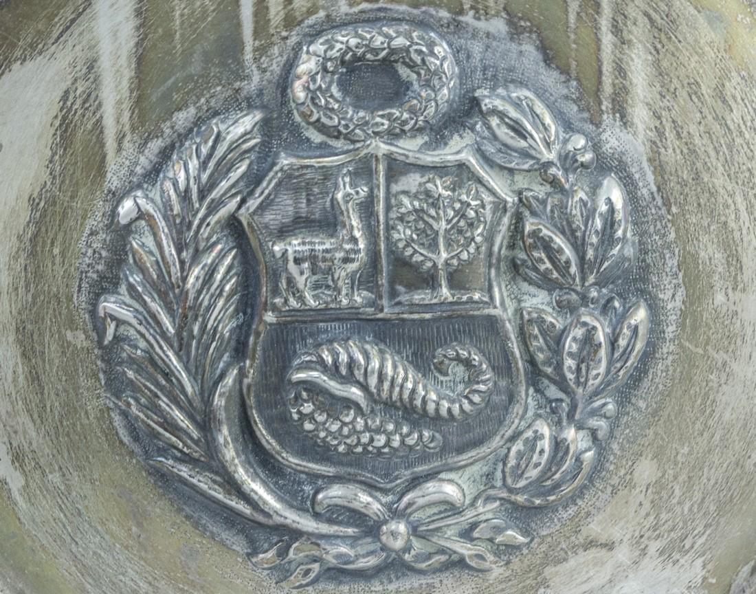 Peruvian Silver Plate - 2