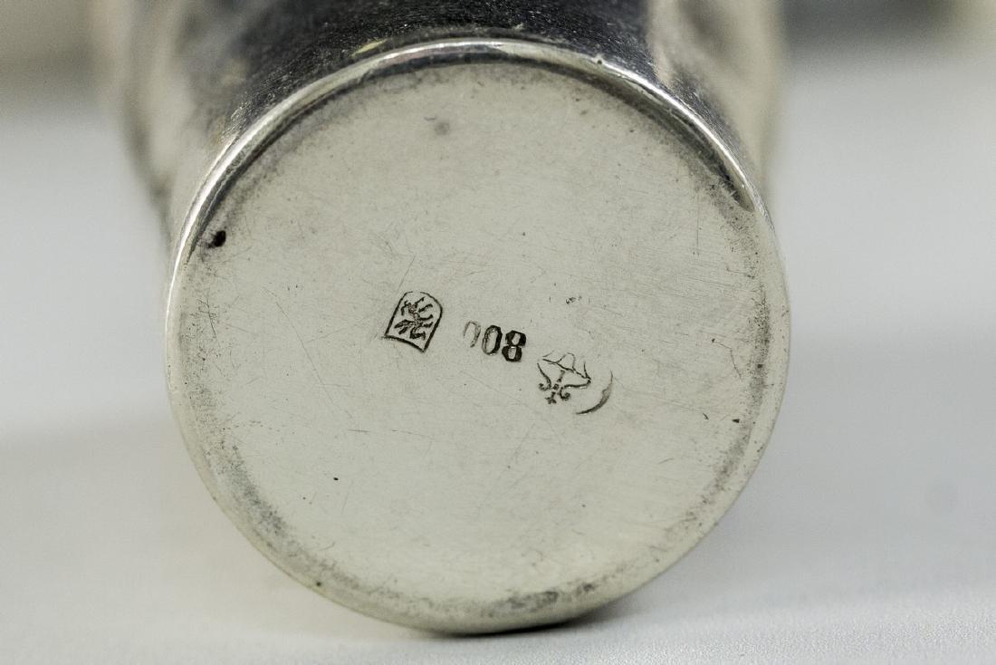 Set of German Silver Cups - 5