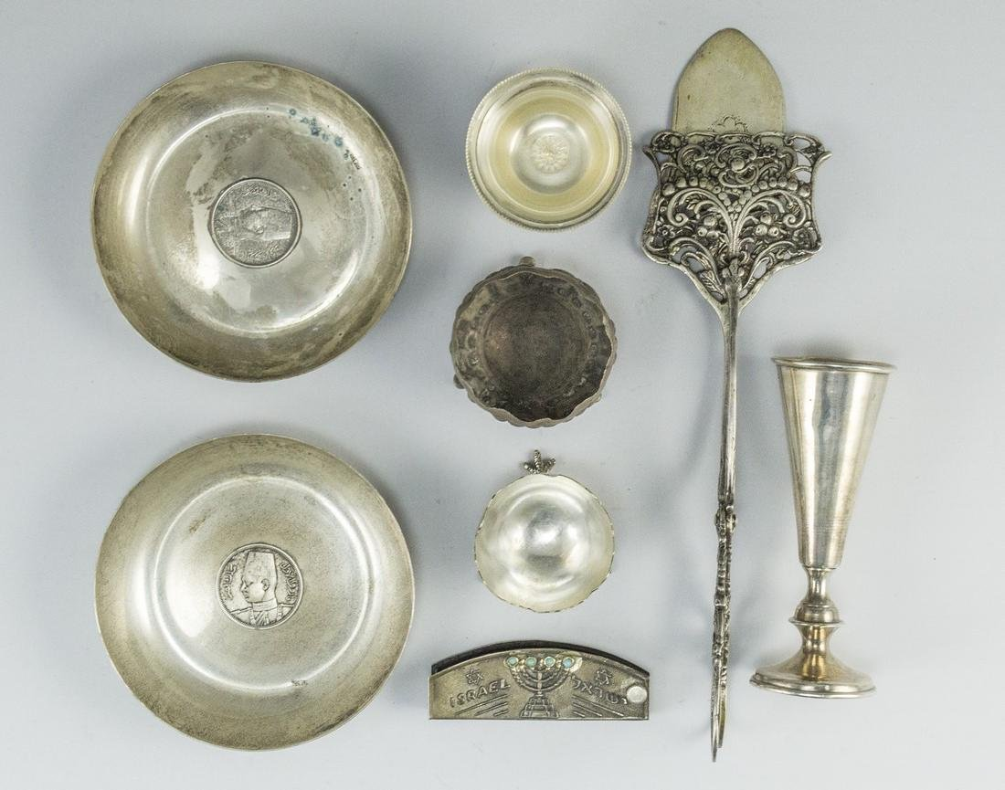 Lot of Silver Items