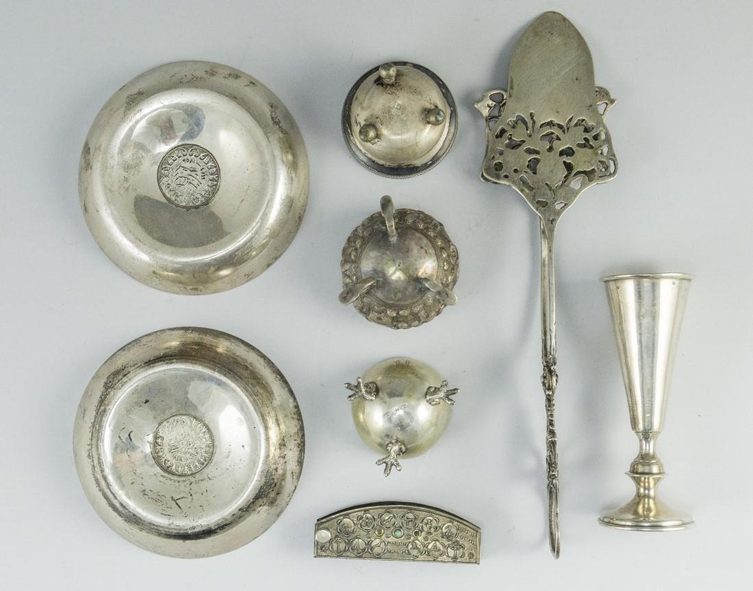 Lot of Silver Items - 9